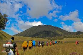 Mount Semeru Summit Trekking Tour 3 Days 2 Night