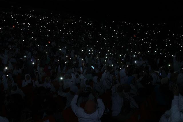 Wow ! 20 Ribu Kader PKS Lantunkan Bela Sungkawa untuk Korban Teror