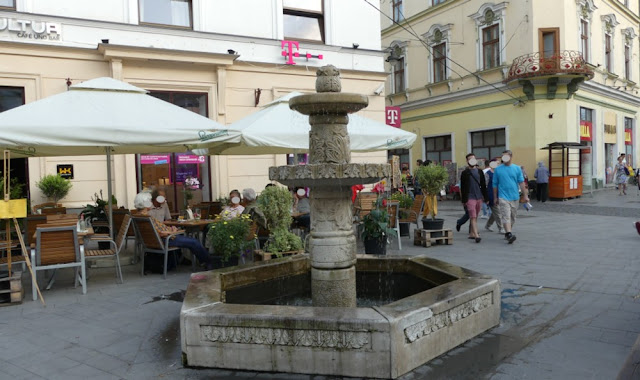 Sibiu - Einkaufsstraße