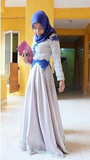 Model Kebaya Dress Muslim