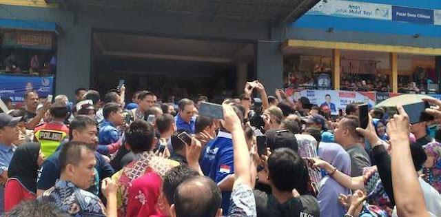 Kepada SBY, Rakyat Mengeluh Daya Beli Hingga Ancaman Kedamaian