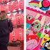 Graffitera mexicana presenta exposición sobre el universo kawaii en Tokio