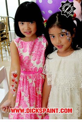 Face Body Pinting Kids Jakarta