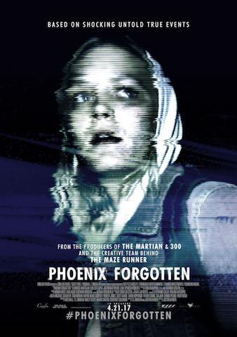 Phoenix Forgotten poster