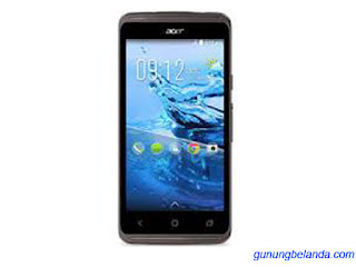 Cara Flashing Acer Liquid Z410 Single dan Dual Sim