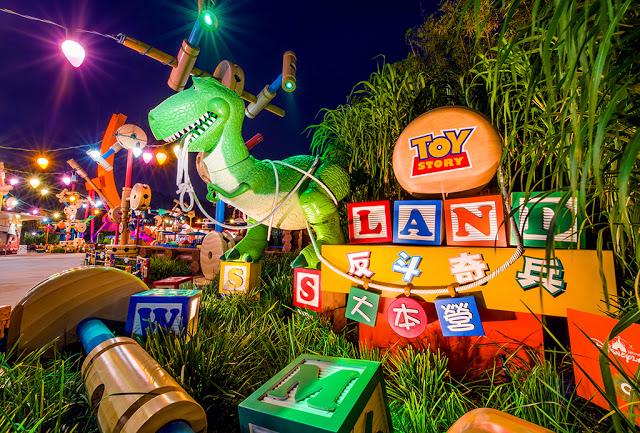 Toy Story en Disney
