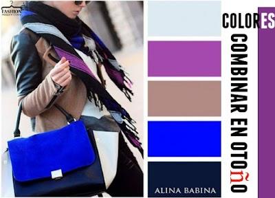 Colores de moda 2015 combinar adecuadamente