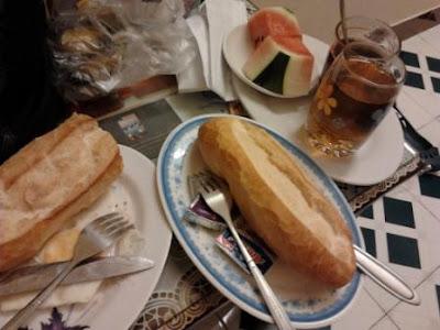 sarapan pagi di hanoi advisor hotel vietnam