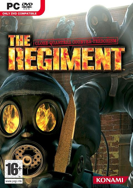 The Regiment Juego para PC en Español DVD5