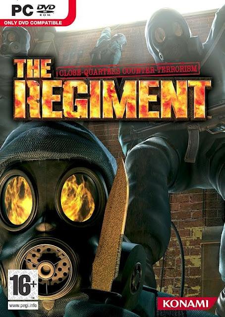 The Regiment Juego para PC en Español DVD5