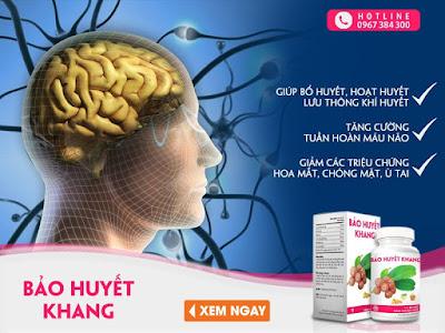 Sử dụng thực phẩm chức năng để chữa trị rối loạn tiền đình