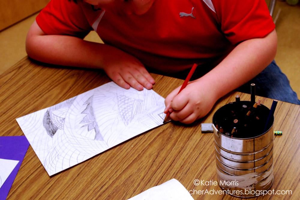 Adventures Of An Art Teacher 6th Choice 2d Work