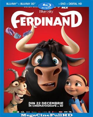Olé, El Viaje De Ferdinand (2017) HD 1080P Latino