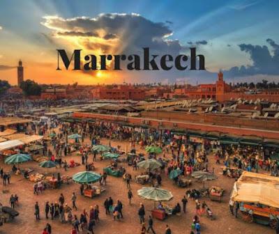 marrakech - السياحة في مراكش