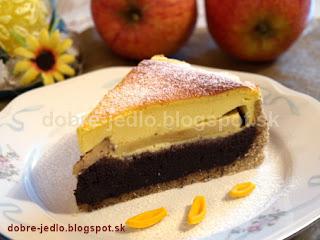 Makovo-jablkový koláč - recepty