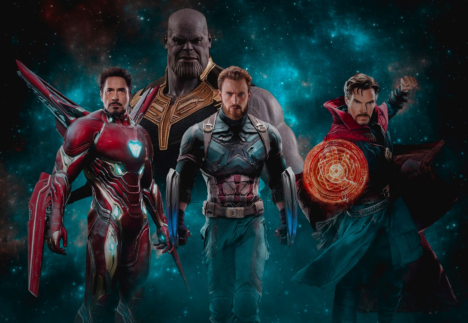 H Graphicspro Avengers Infinity War Hd Wallpaper