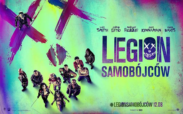 Legion Samobójców (Suicide Squad) – recenzja