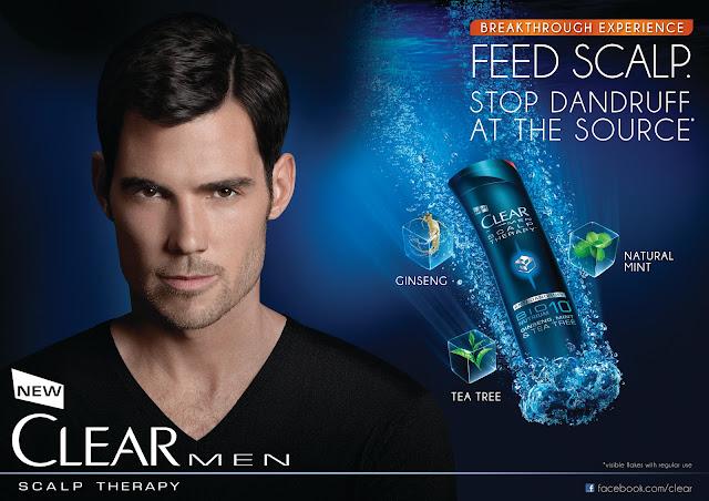 Tips Menghilangkan Ketombe? Gunakan Shampoo Clear Yang Cocok