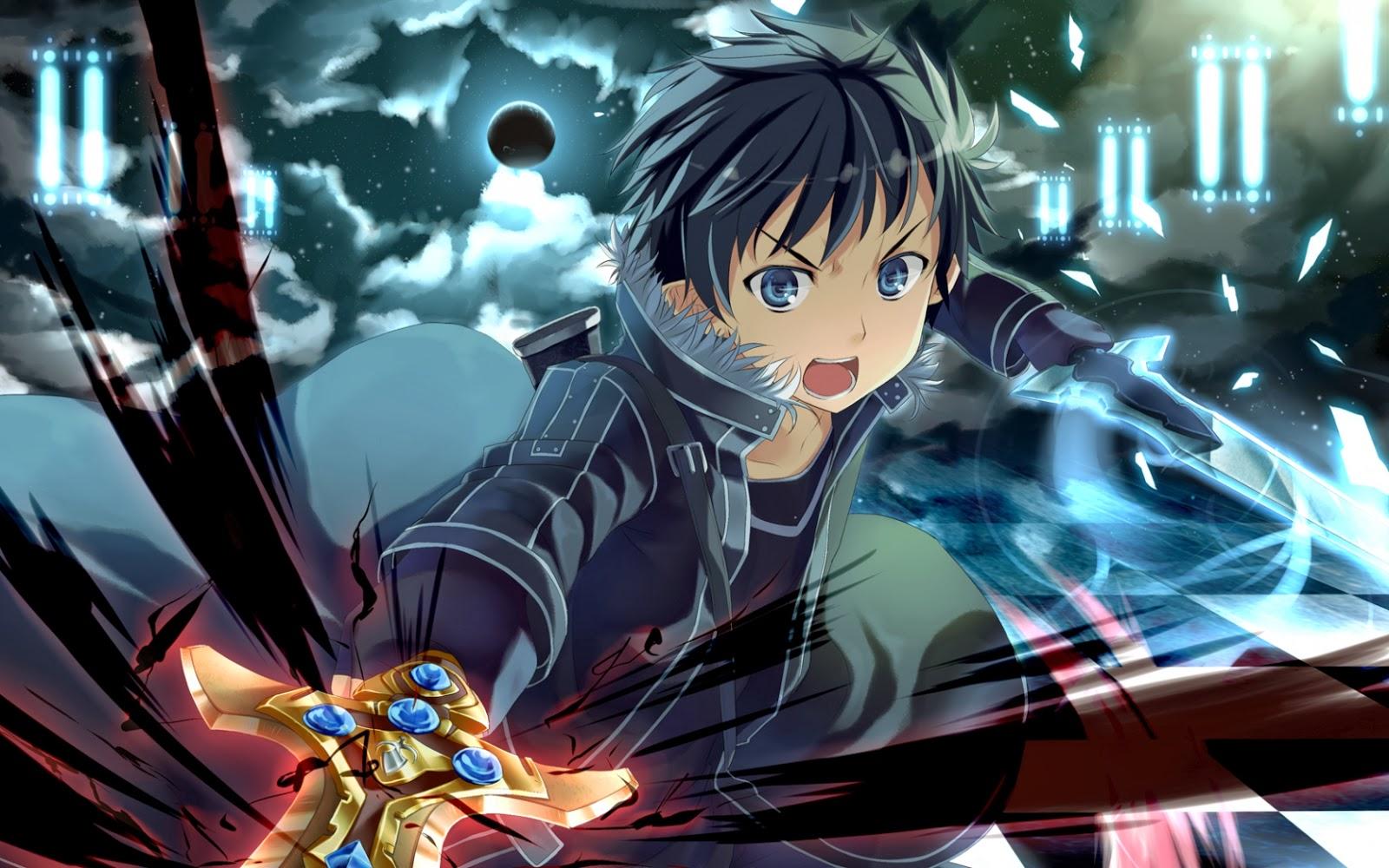 SAO Sword Art Online Wallpapers | Otaku brings us together