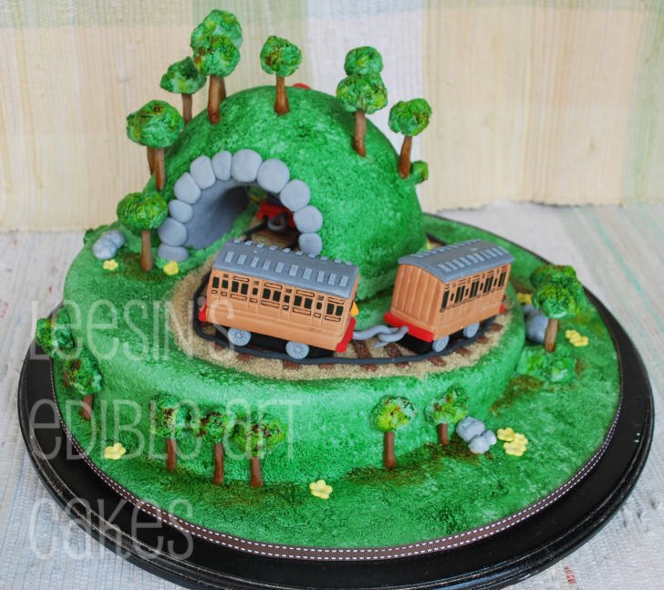 Penang Wedding Cakes By Leesin Thomas Train Cake