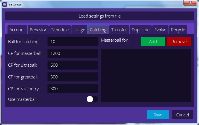 Image%2B008 - Pokemon Go 外掛 - Eternal Bot 支援最新0.47 API,繁體中文介面,速度超快、背包管理方便、設定簡單