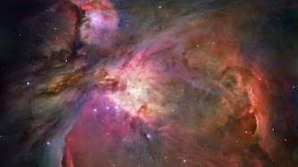 Wallpaper: Orion Nebula