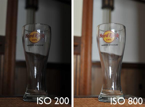 Pengaruh ISO Terhadap Keterangan Foto