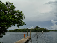 Muelle y Spoil Islands