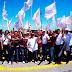 Impacta brigada de candidatos de MORENA, en Playa Bagdad