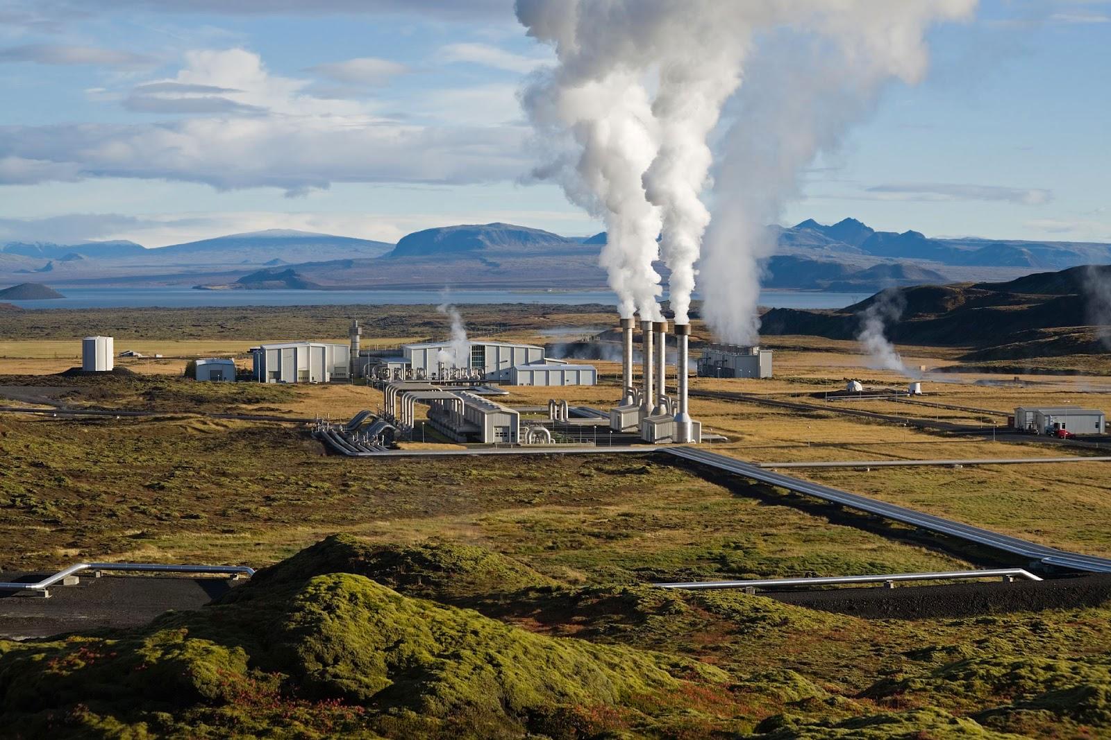 Makalah Pembangkit Listrik Tenaga Panas Bumi Techno