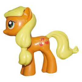 MLP Happy Meal Toy Applejack Figure by Burger King