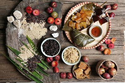 Tết Đoan Ngọ - Món ăn mùng năm