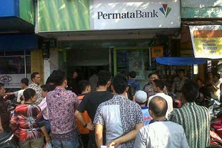 Alamat & Nomor Telepon Bank Permata Kota Binjai