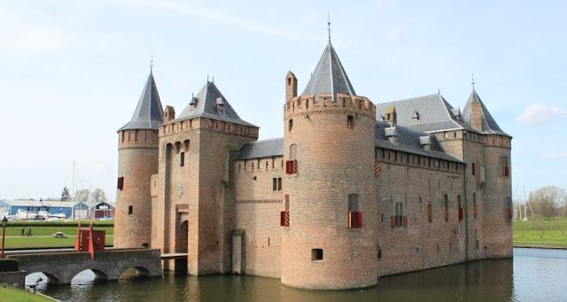 Castelo Muiderslot