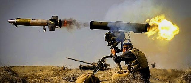 Οι Ιρανοί κτύπησαν το Ισραήλ με Kornet-E & ρουκέτες - Φλέγεται το Γκολάν - Το Ισραήλ βομβαρδίζει την Δαμασκό