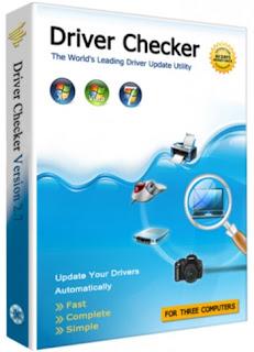 برنامج البحث عن تعريفات الكمبيوتر Driver Checker 2019
