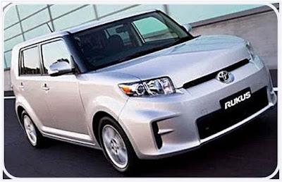 2017 Toyota Rukus Concept