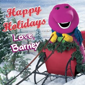 Happy Holidays from Barnie
