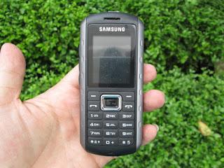 Hape Outdoor Samsung Badak B2100 Seken Mulus IP57 Certified