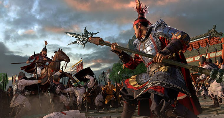 Best Total War Game: Three Kingdoms review: The fight to unite China.