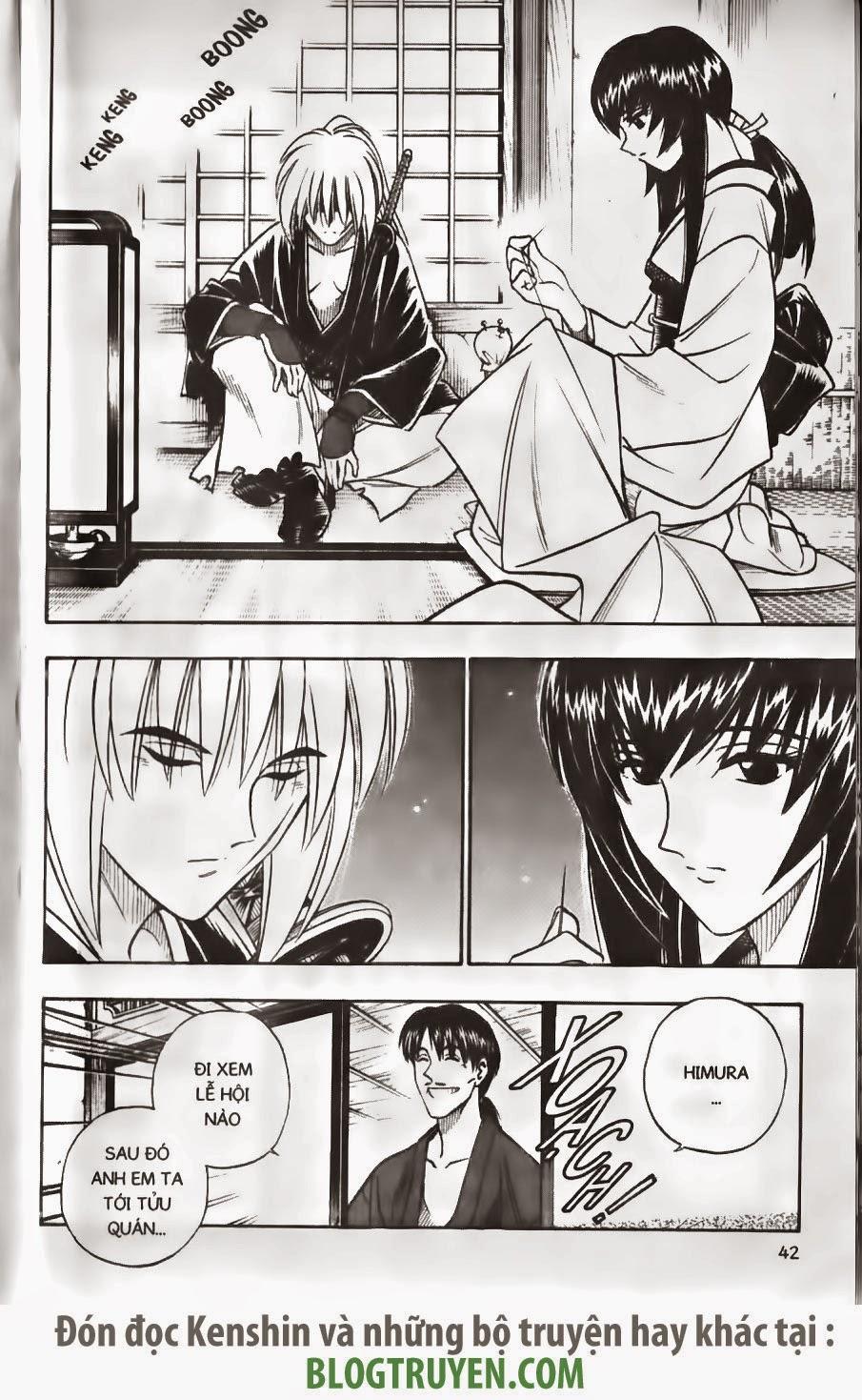 Rurouni Kenshin chap 170 trang 3