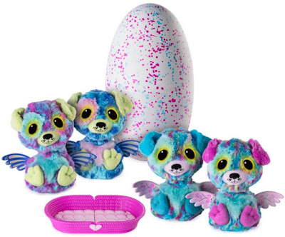 Hatchimals Surprise Puppadee ToysRUs exclusive 2017 pet toy