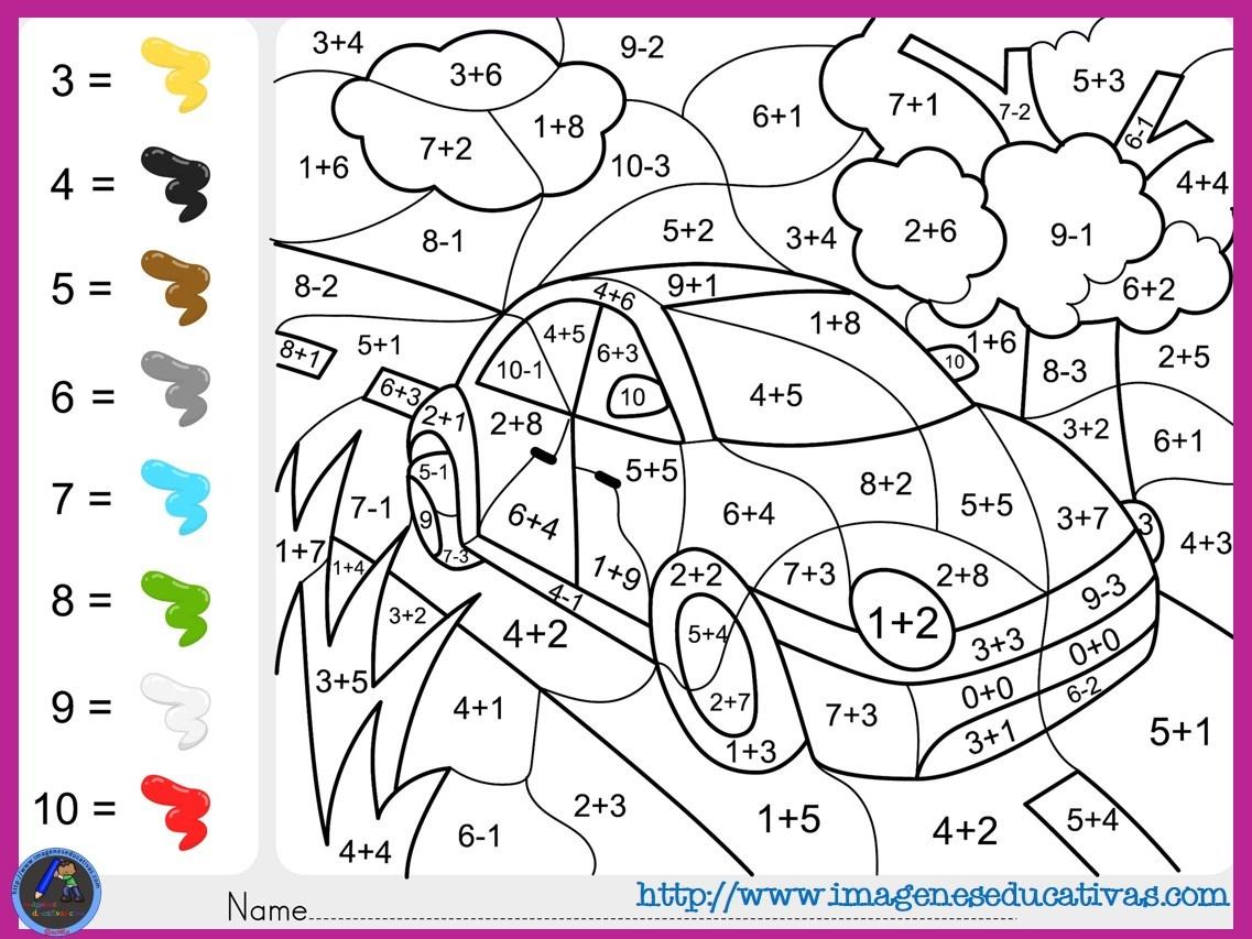 Imagenes educativas para colorear e imprimir 2018 | Descargalo en ...