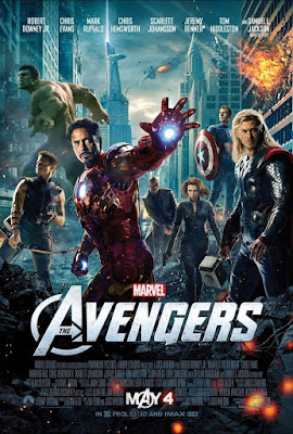 The Avengers [2012] [DVD] [R1] [Latino]