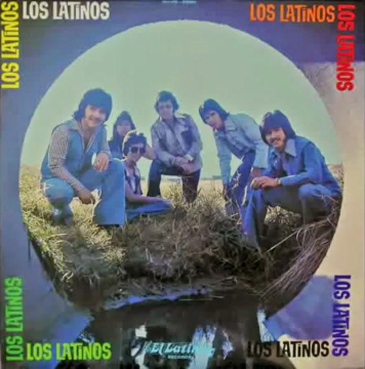 Los Latinos-Cristo Es La Roca-