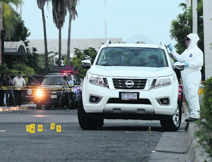 Así asesinaron a dos hermanos en central de Culiacán