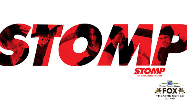 Stomp Metro Detroit Giveaway, giveaway, Metro Detroit, Fox Theatre, Stomp Show, awesome,