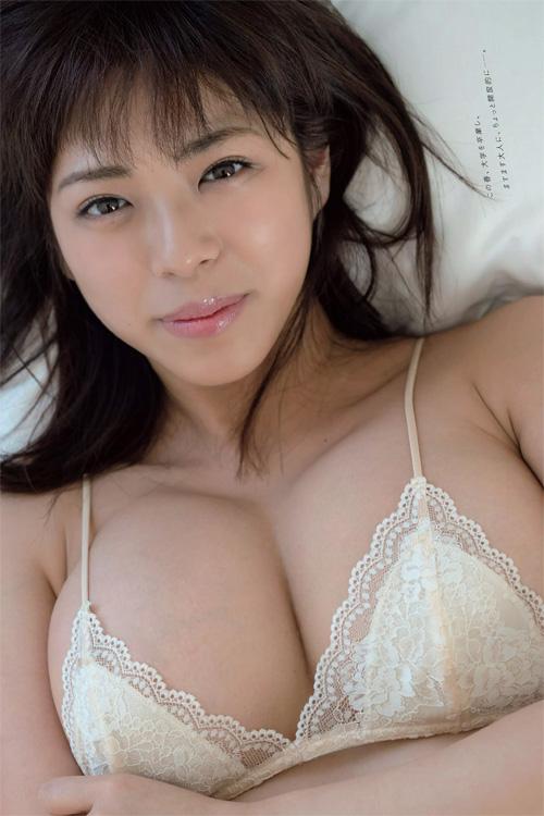 Minami Wachi わちみなみ, Weekly Playboy 2018 No.17 (週刊プレイボーイ 2018年17号)