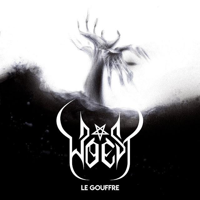 WOEST LE GOUFFRE BLACK METAL INDUSTRIEL FRANCE