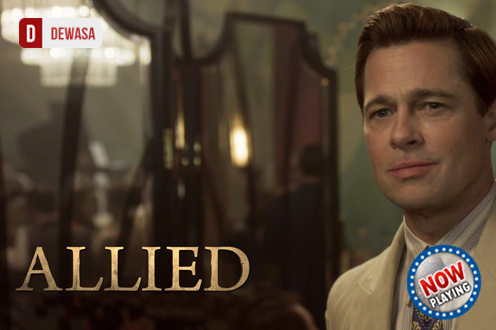 Film ALLIED Bioskop